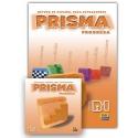 Prisma B1 - Progresa - Libro del alumno + CD
