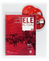 ELE ACTUAL A2 - GUIA DIDACTICA 3 cd