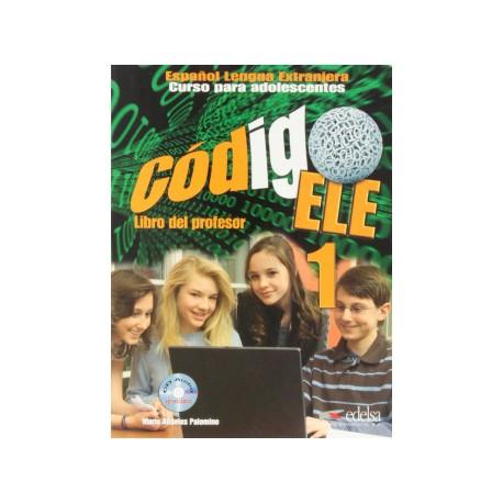 Codigo ELE 1. Libro del profesor + CD audio