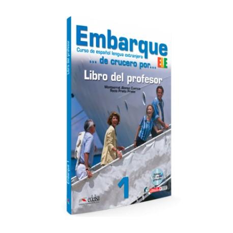 Embarque 1 Libro del profesor + CD audio