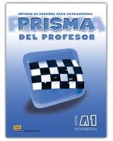 Prisma A1 - Comienza - Libro del profesor + CD