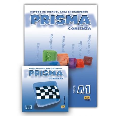 Prisma Comienza A1 Alumno + Cd
