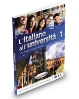 L'italiano all'università 1 + Cd