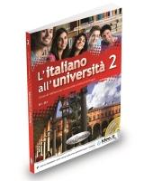 L'italiano all'università 2 + Cd