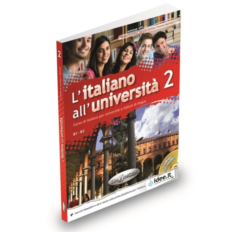 L'italiano all'università 2 + Cd