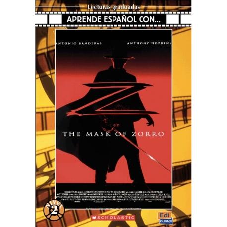 La máscara del Zorro + CD