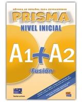 Prisma A1+ A2 Fusión - Nivel inicial - Alumno + CD