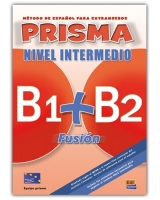 Prisma B1+ B2 Fusión - Nivel intermedio - Alumno + CD