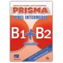 Prisma B1+ B2 Fusión - Nivel intermedio - Alumno + CD