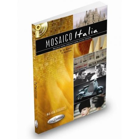Mosaico Italia + CD