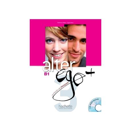 Alter Ego + 3 : Livre de l'élève + CD-Rom