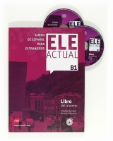 ELE ACTUAL B1 LIBRO DEL ALUMNO + CD