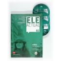 ELE ACTUAL B2 LIBRO DEL ALUMNO + CD
