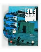 ELE ACTUAL A1 - GUIA DIDACTICA 3 cd