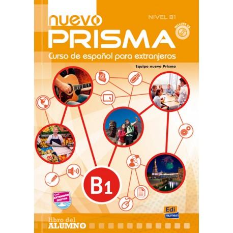 Nuevo Prisma B1 Alumno +CD