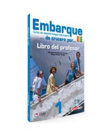 Embarque 1 Libro del profesor + CD audio