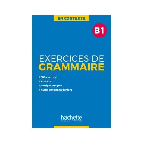 Exercices de grammaire B1
